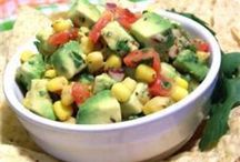 Avocado Recipes / by Melissa Ryan