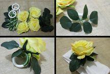 Modelo Porta Guardanapo Floral