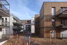 Bytove domy a obytne komplexy