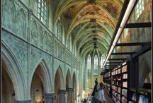 Bookshops/Libraries