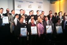 Verleihung: Holidaycheck Award 2010 / by prizeotel