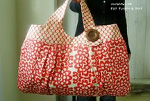 Bags glorious bags! / Hand sew