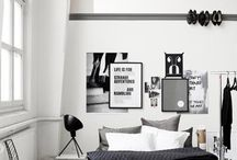 Black & Whites for the Home