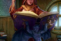 Wizard - Human - Female