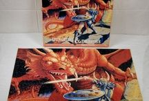 Kuronons - D&D Jigsaw Puzzles - APC / Dungeons & Dragons Jigsaw (& Sliding) Puzzles by APC