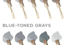 Gray Colour Charts