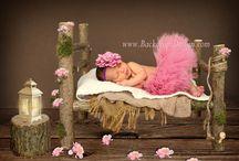 newborn inspirace pro naší princezničku