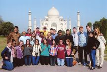India Group Tour / Embark on cultural odysseys and family holidays with our travel experts. Opt for delicious Indian food, vegetarian or non-vegetarian, or world culinary delights. Discover the history, the legends and the must-visits of your next destination. You can also choose to tour with people from different countries for a whole new cultural experience!