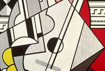 Peintre cubiste