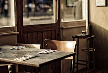 Cute bars and Coffee shop / by Laura Gariglio