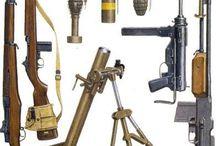 Våpen/Våpen oppsett.