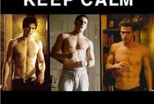 keep calm(shirtless guys)