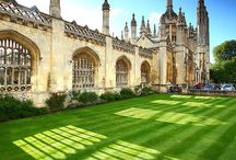 Cambridge, I've been there