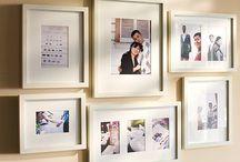 interiors {gallery walls}
