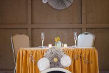 Wedding: The Sweetheart Table