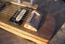 Lap steel diy