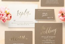 Invitation ideas / by Felicity Young