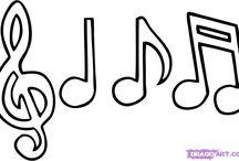 Muziek noten