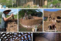 A.s. Traditional construction techniques - Ecological architecture- / Traditional construction techniques - Ecological architecture- sustainable architecture- architecture- conservatıon-  Gelenelsel yapım teknikleri- ekolojik mimari-sürtürülebilir mimari- koruma