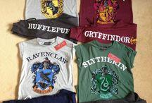 Slythendor / Slytherin & Gryffindor