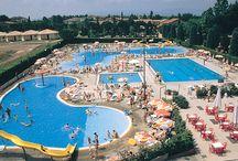Nos meilleurs parcs aquatiques / Hôtels et campings avec de superbes parcs aquatiques : amusement garanti pour petits et grands