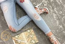 Dreamy Denim / Our favorite jeans in all washes and styles paired with perfect accessories.  / by ShopRunner