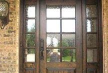 Doors / by Annette Clemons
