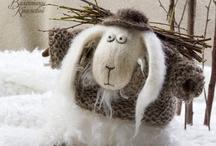 Craft&Drawing - Sheeps&Goats