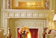 fireplace ideas! / Our fireplace needs some love / by Christy Ahdan