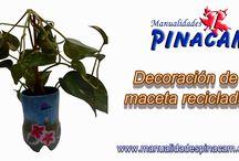 Video-Tutoriales / Videos y tutoriales de nuestro canal en youtube. www.manualidadespinacam.com