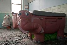 Abandoned Children's Hospitals
