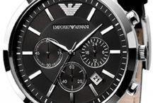 Emporio Armani / Our top picks from the Emporio Armani watch range