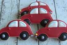 car cookies