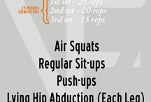 Fitness: Circuit Training / by Natalie Marie