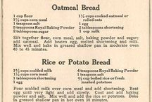 WWII recipes