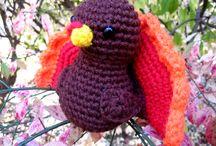 Crochet stuffies