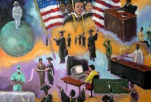 Educational Art by T. Ellis / T. Ellis is passionate about art and education. Great minds are developed early, education is a critical process that improves our human capital.