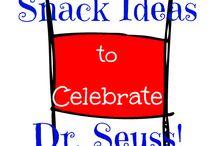 Dr. Seuss Birthday!! / by Shantel Benjamin