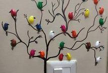 pájaros de pistaches