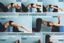Yoga and fit
