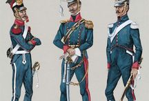 Grand Duchy of Warsaw Napoleonic Period Regiments