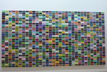 Inspiratie Pompidou / Voor thuis aan de muur.
