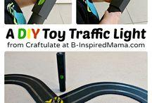 doprava/transport crafts for preschooler