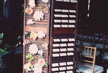 Seating chart ideas / ideas seating plan boda / Wedding seating plan ideas Ideas para el seating de tu #boda