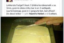 milkybar fudge yum