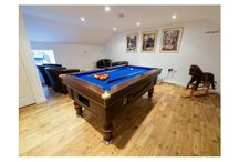Games rooms galore