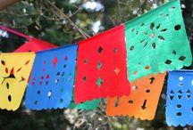 Multicultural decoration ideas