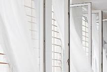 Curtains / by Maija Nyman