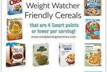 Weight Watchers cereal