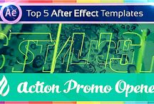 VIDEO Premium After Effects / TOP 5 Premium After Effects - YouTube Video Full HD